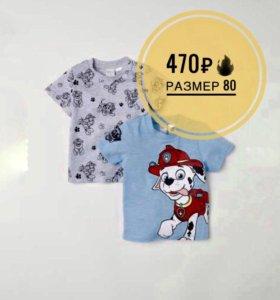 Детские вещи футболки