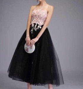 Вечернее, выпускное платье в пол. Прокат,аренда