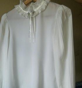 Школьная блузка.