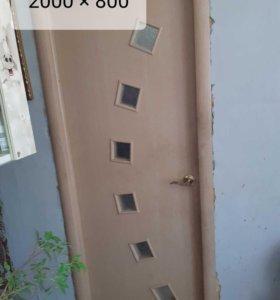 Комплект 4 дверей. Ламинированные