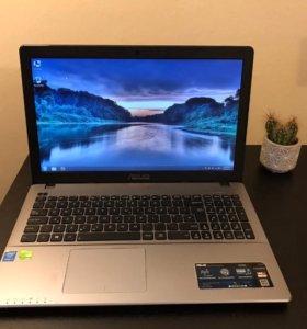 Ноутбук для игр в отличном состоянии
