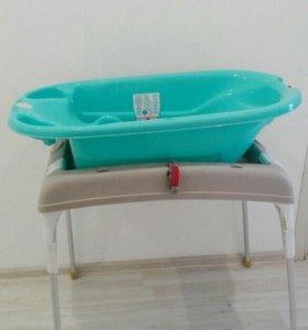 Ванночка на подставке ok baby