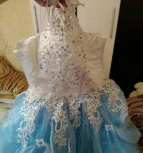 Платье на новый год,выпускной