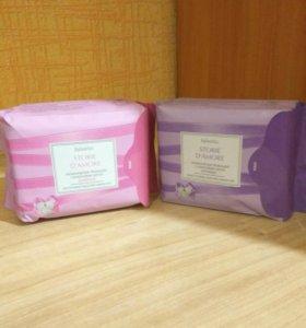 Гигиенические прокладки с анионовым чипом