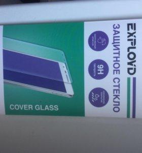 Защитное стекло на айфон 6/6s PLUS