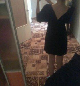 Платье маленькое черное