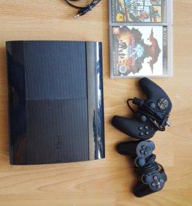 Sony PlayStation 3 (500Gb) Super Slim