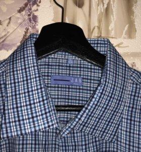 Рубашка размер XXL 45/46
