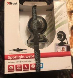 Trust веб камера