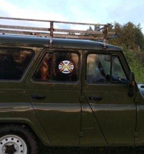УАЗ 469, 2001