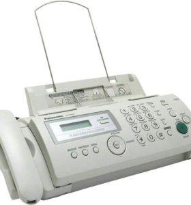 Факс Panasonic KX-FP207