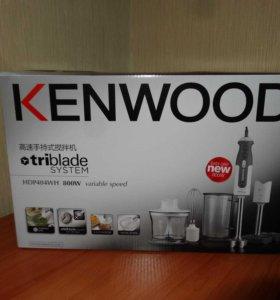 Новый блендер Kenwood hdp404wh