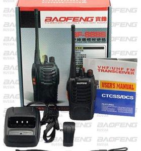Рации Baofeng BF-888S