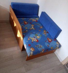Детская кровать разборная