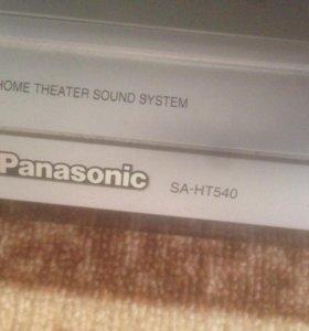 Домашний кинотеатр Panasonic SA-HT 540