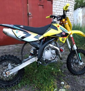 Питбайк Apollo RFZ Elite
