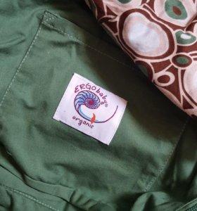 Эрго-рюкзак Ergo baby organic