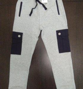 Новые спортивные брюки на мальчика 2,3,6 л