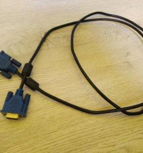 Переходники - кабель vga