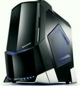 Системный блок игровой i3-3220,hd7850 2gb, 4гб озу