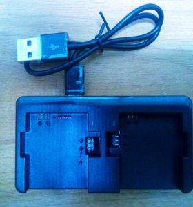 Зарядное устройство для аккум.GoPro (2 канала)