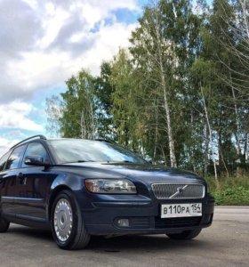 Volvo V50, 2007