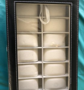 Коробка для хранения часов.
