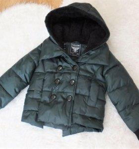 Куртка (на 3-4 года)