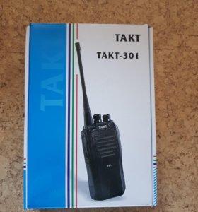 Радиостанция Такт-301 носимая