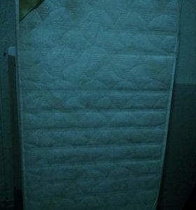 Матрас для детской кроватки 120 х 60