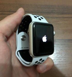 Часы Apple Watch 3 Nike+ 42мм