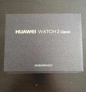 Умные часы Huawei Wath 2 GPS NFC Bluetooth