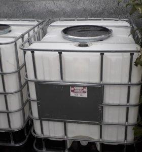 Емкость для воды,соляры 1.2м3