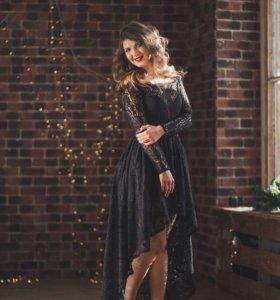 Вечернее,выпускное платье в пол. Аренда,прокат