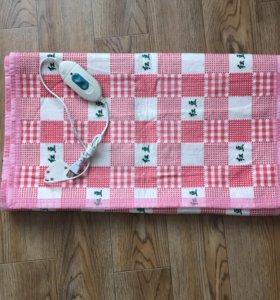 Электроматрас, одеяло