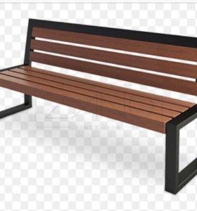 Скамейки содовые