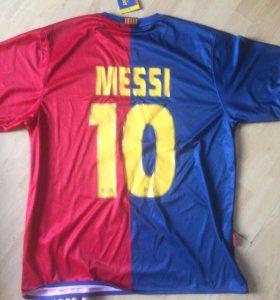 Футболка Messi ориг 1800 руб уникальная EAN