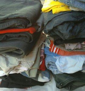 Одежда для мальчика три пакета 9-14 лет