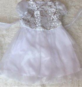 Платье (6-7 лет)