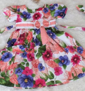 Платье (4-5 лет)