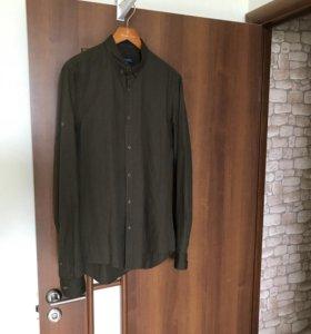 Рубашка муж. Zara Man р М Новая
