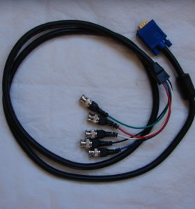 Pan-International RGB Computer Cable 2919 E87647