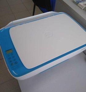МФУ струйное цветное HP DeskJet 3635