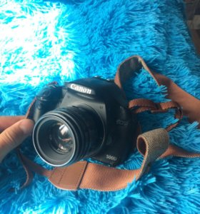 СРОЧНО ДО ВЫХОДНЫХ Canon EOS 500 d