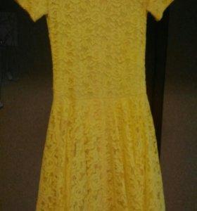 Платье рейтинговое для спортивных бальных танцев