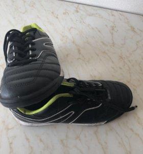 Обувь для футбола - сороконожки р.34