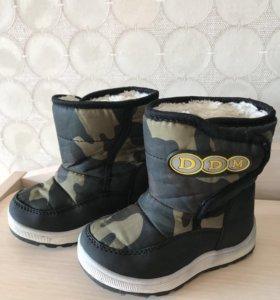 Ботинки ( зимние )