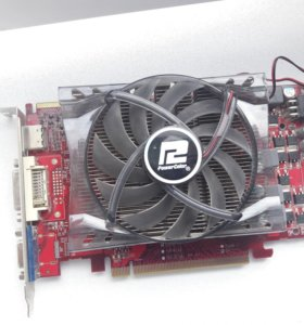 Видеокарта AMD Radeon HD 5770