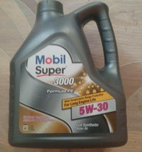 Моторное масло Mobil 4л