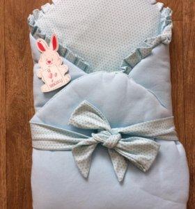 Новый конверт-одеяло (в упаковке)